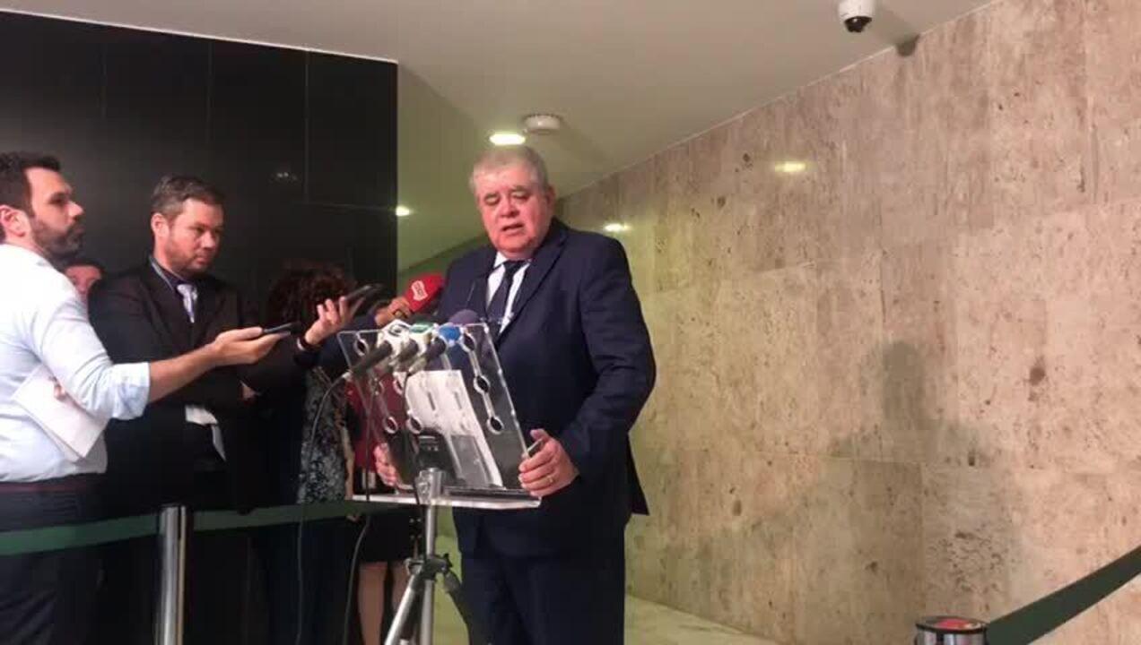 Ministro Marun falou no Planalto sobre projeto para levar empresas de volta ao Simples