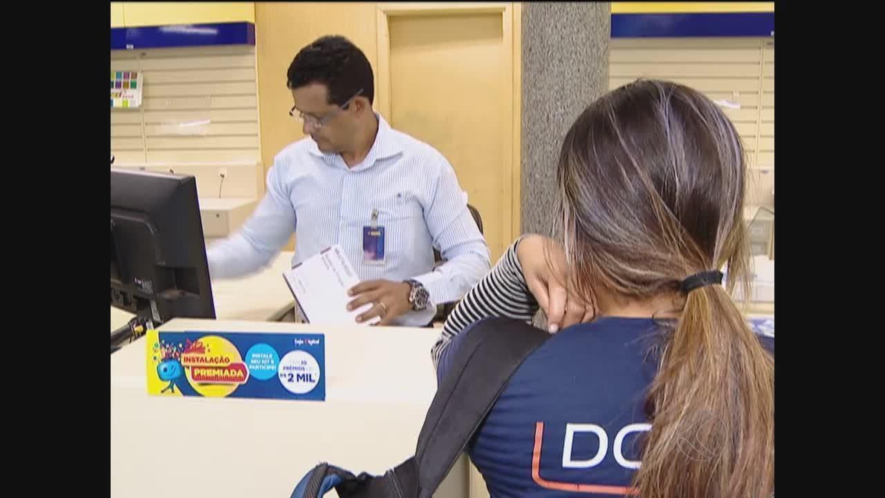 Famílias de Uberlândia cadastradas no programa 'Seja Digital' recebem kits