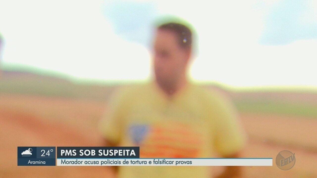 PMs são suspeitos de falsificar flagrante de tráfico de drogas em Serrana, SP