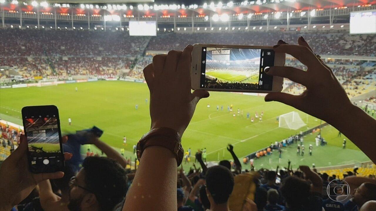 Após nove anos, Cruzeiro volta vencer no Maracanã. E abre boa vantagem na Libertadores