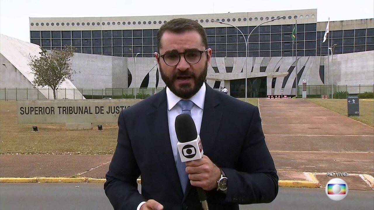 STJ nega pedido para que Lula fosse solto até o julgamento de recurso contra a condenação