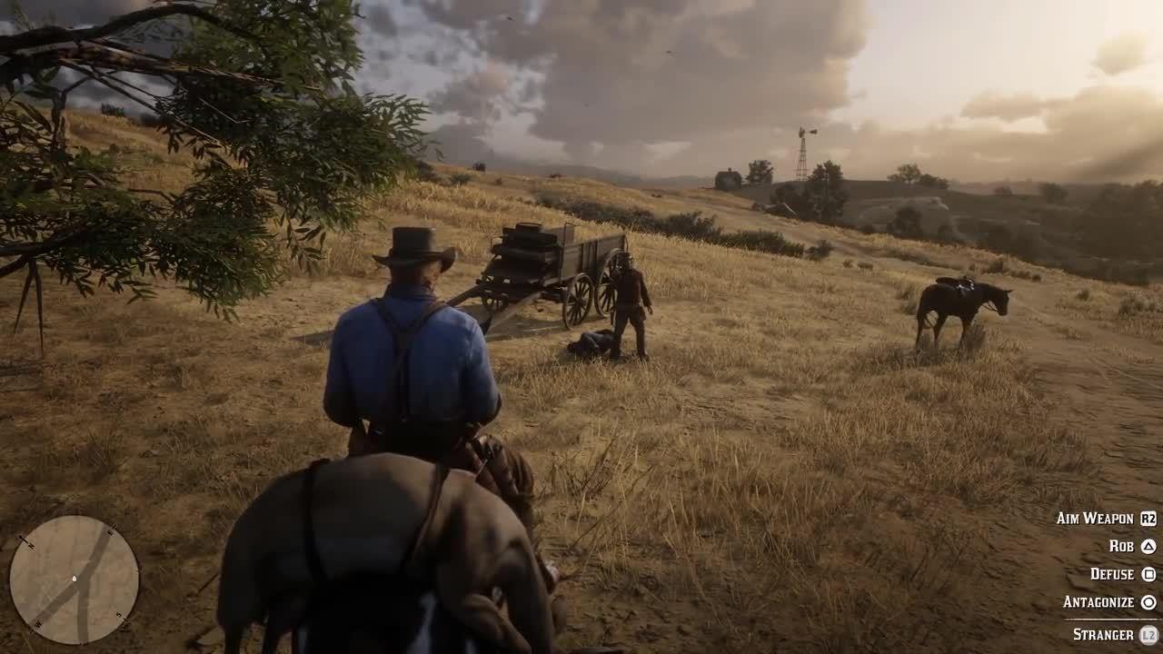 Red Dead Redemption 2 - Trailer de gameplay dublado e legendado em português