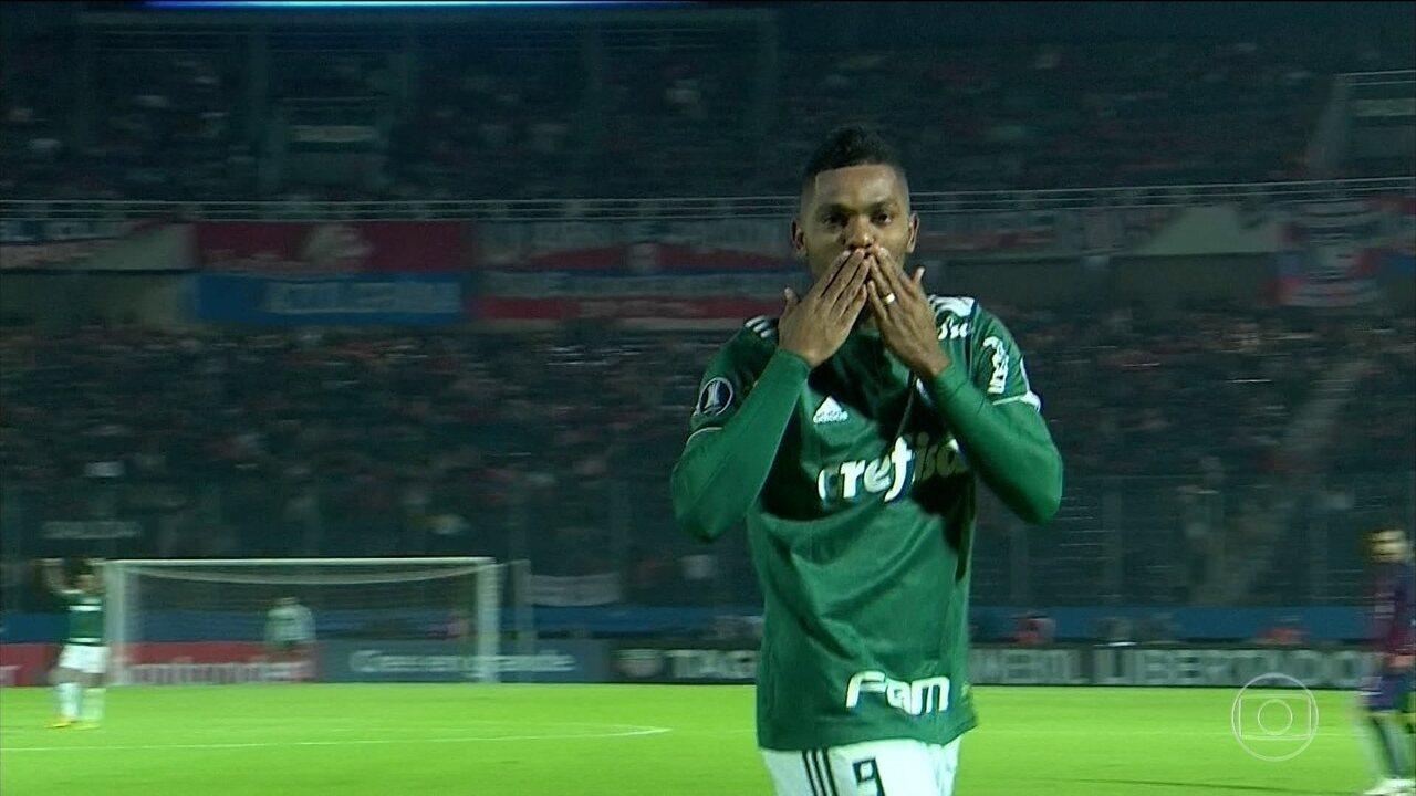 Palmeiras vence Cerro fora de casa pela Libertadores