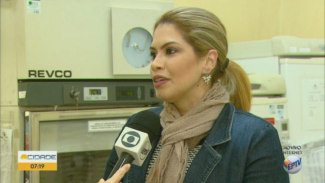 Banco de Sangue da Santa Casa de São Carlos precisa de doadores