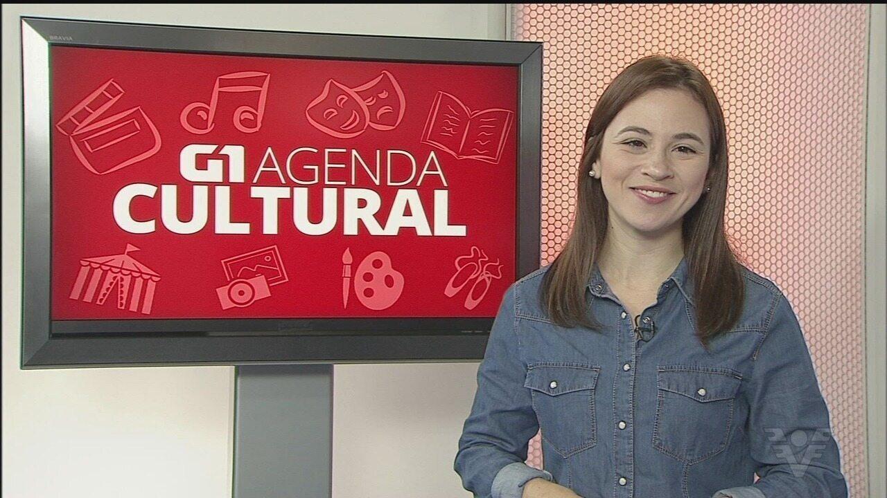 Confira as dicas na agenda cultural do G1