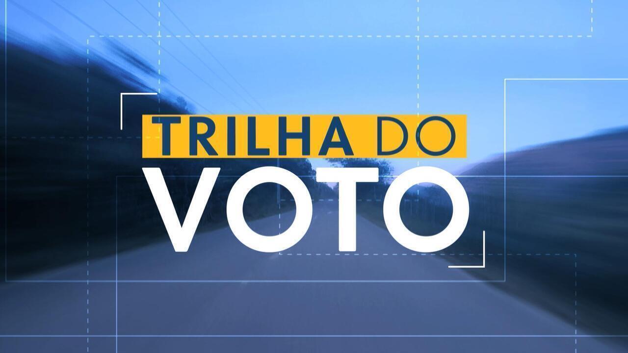 Veja os bastidores da série 'Trilha do Voto' que estreia nesta segunda (21)