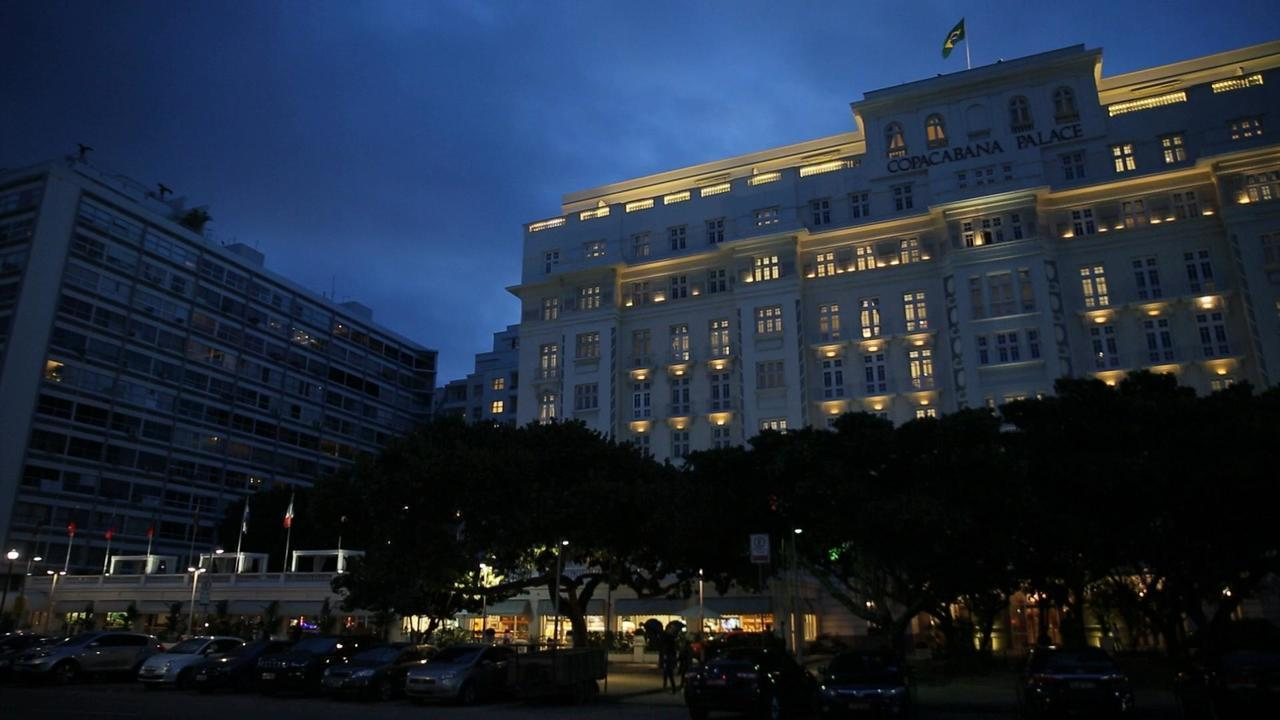 Copacabana Palace completa 95 anos