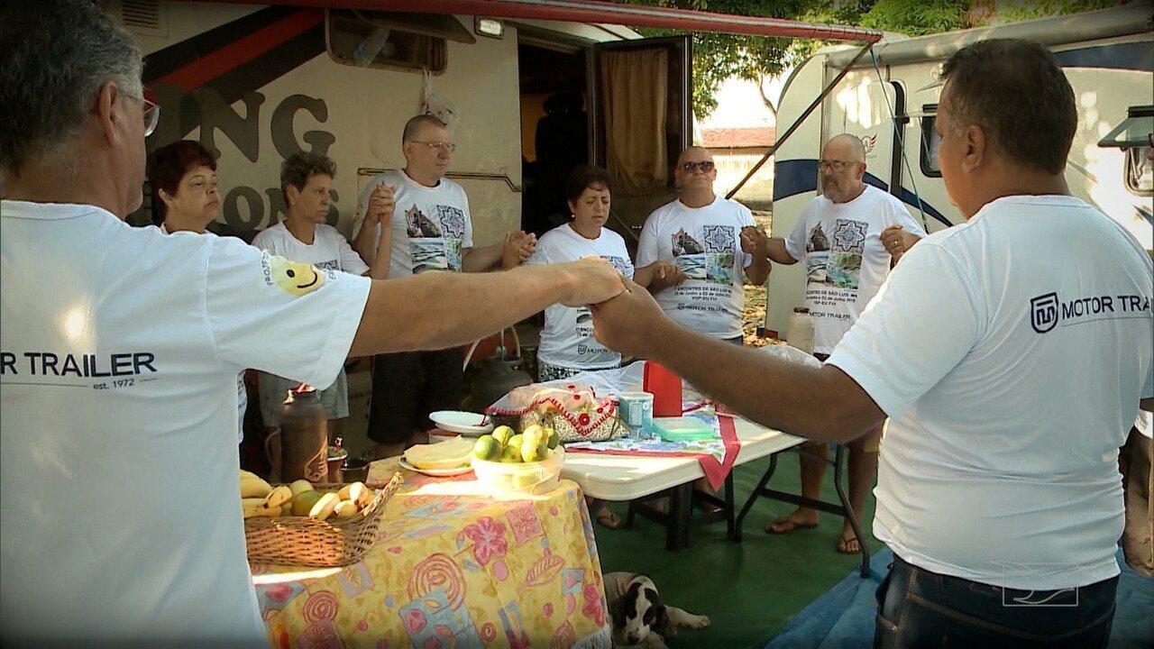 Vida em comunidade dos campistas é destaque no Repórter Mirante