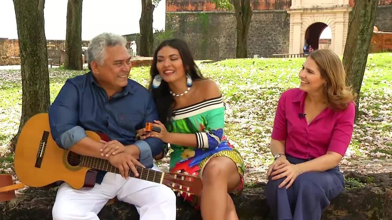 O É do Pará entrevista os músicos Nanna Reis e Alfredo Reis