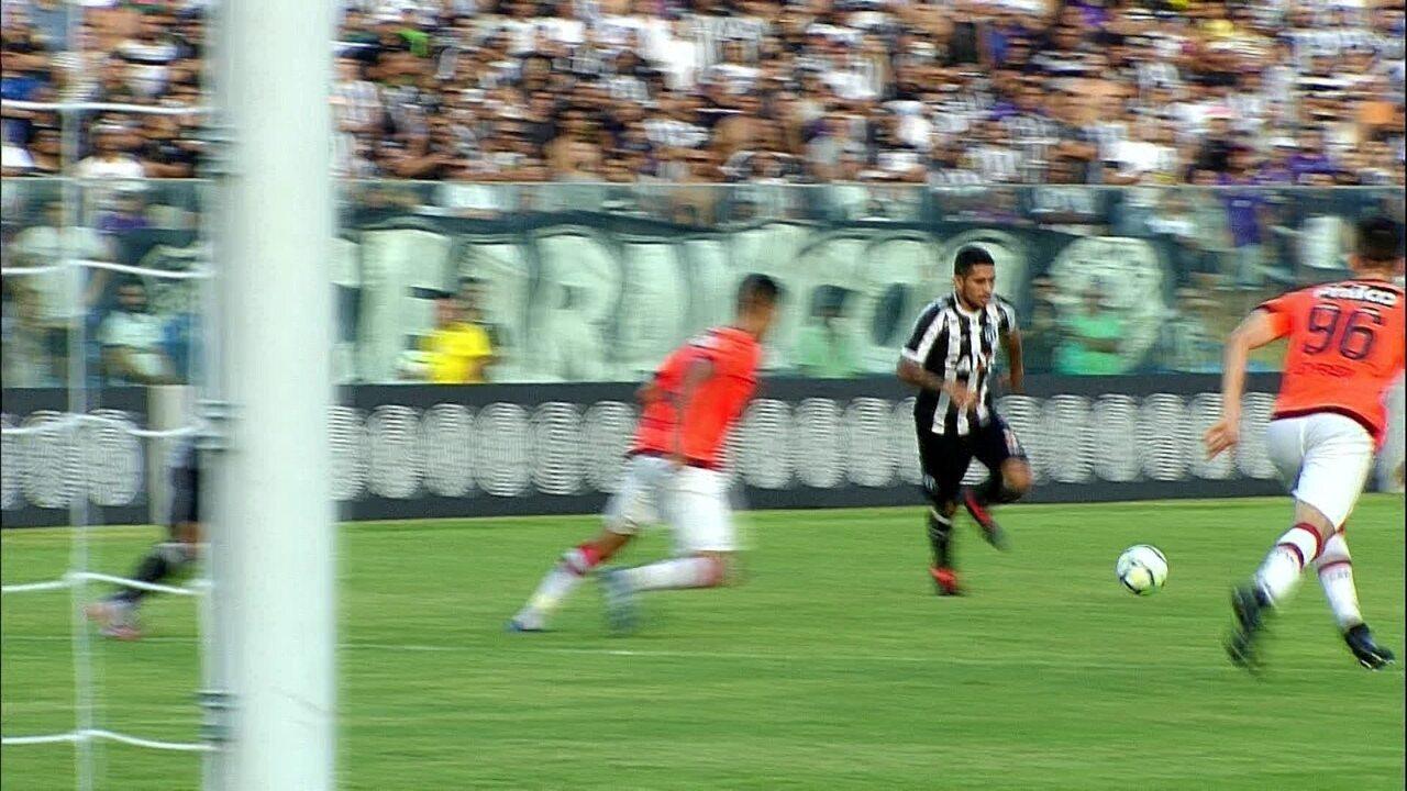 Melhores momentos de Ceará 0 x 0 Atlético-PR pela 18º rodada do Brasileirão 2018
