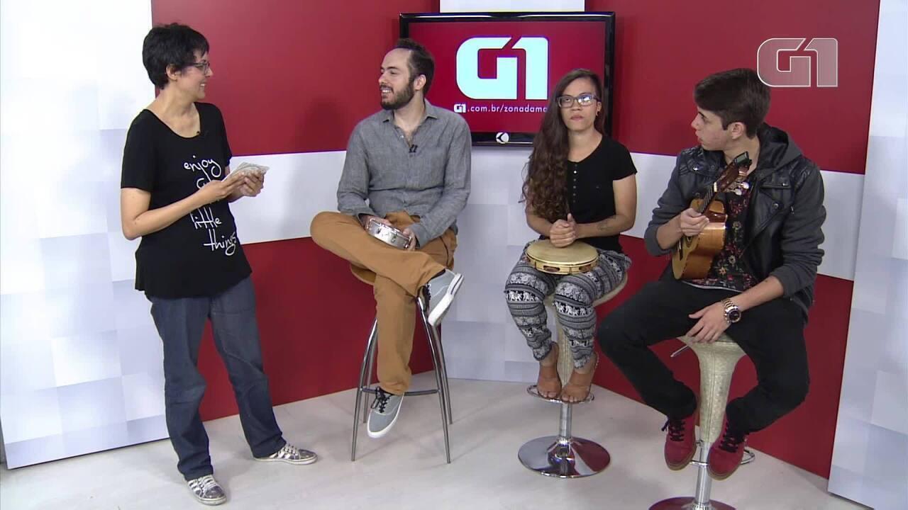 'Estou no céu', diz Thiago Miranda sobre indicação ao Prêmio da Música Brasileira