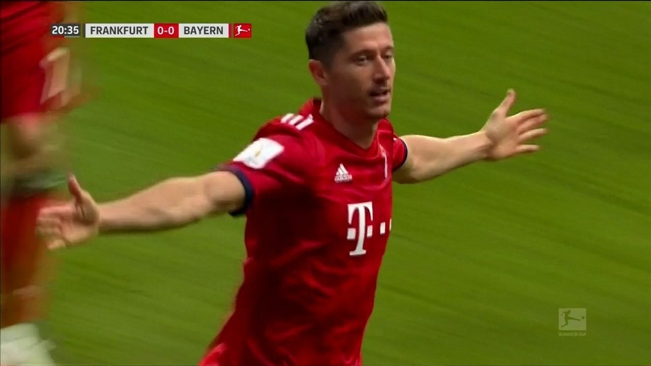 Bayern de Munique goleia o Frankfurt na final da Supercopa da Alemanha e9ff8918897c2