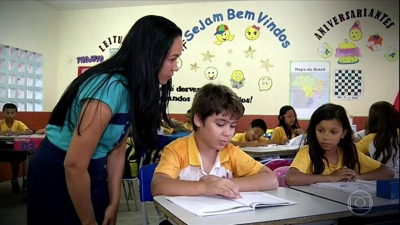 Investir em educação é fundamental para o desenvolvimento das nações