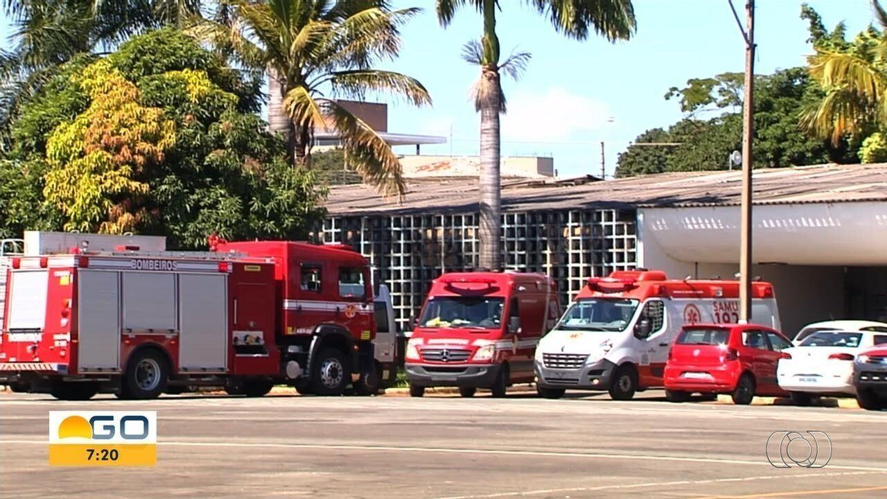 Comissão conclui que pode ter havido omissão em incêndio de centro de internação em Goiás