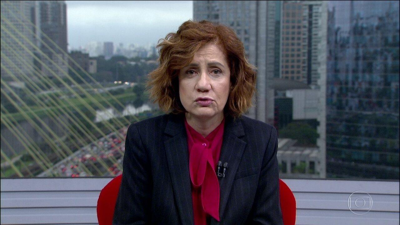 Miriam Leitão: Confiança na economia caiu muito