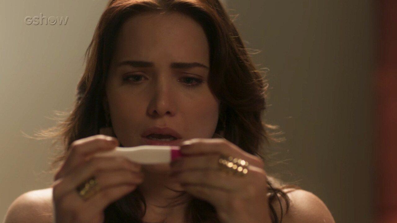 Resumo Segundo Sol - 17/8 – Rosa passa mal e Laureta descobre que ela está grávida
