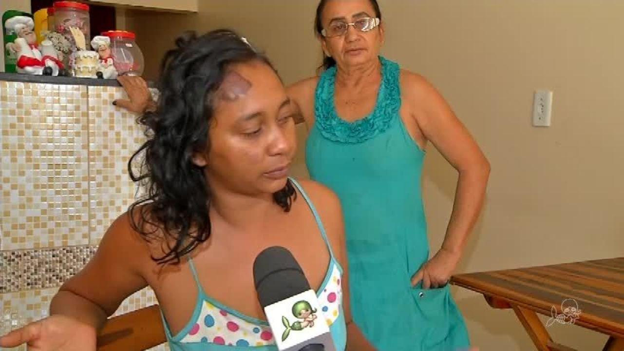 Mãe e filha são atropeladas em Juazeiro do Norte, mas passam bem