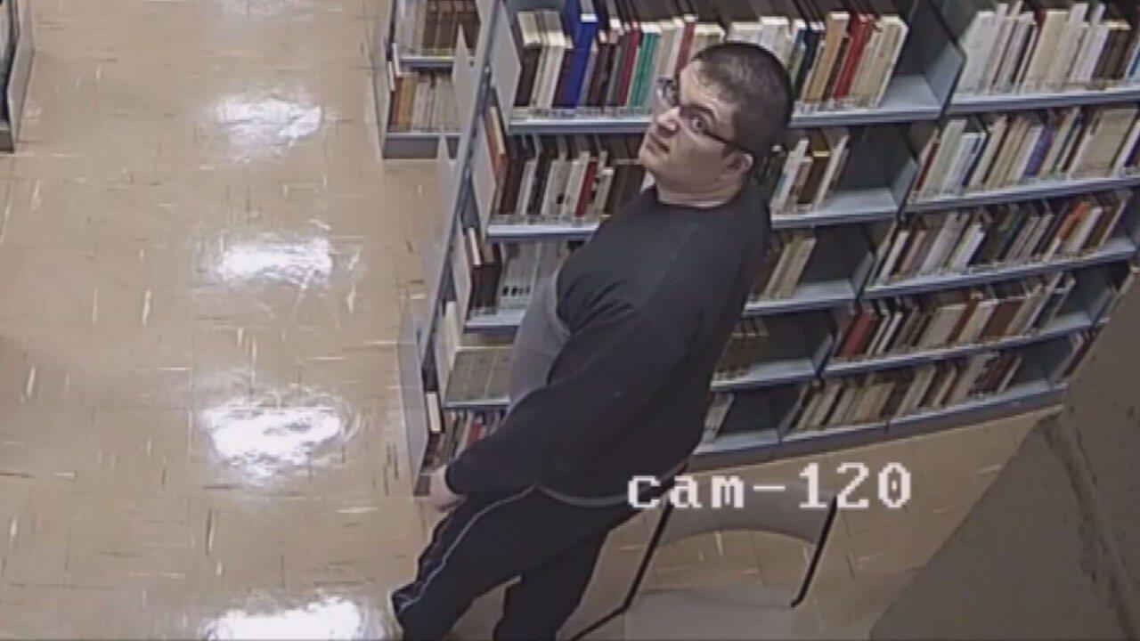 Suspeito de pichar ameaça de chacina e símbolo nazista foi aluno em três cursos na Unicamp