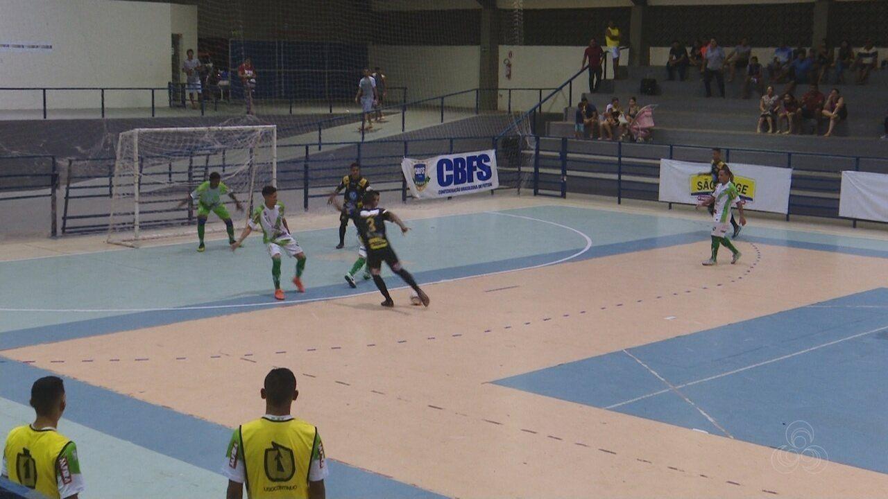 Veja como foi o segundo jogo da Taça Flamarion Vasconcelos de Futsal 2018 925de7e720c34