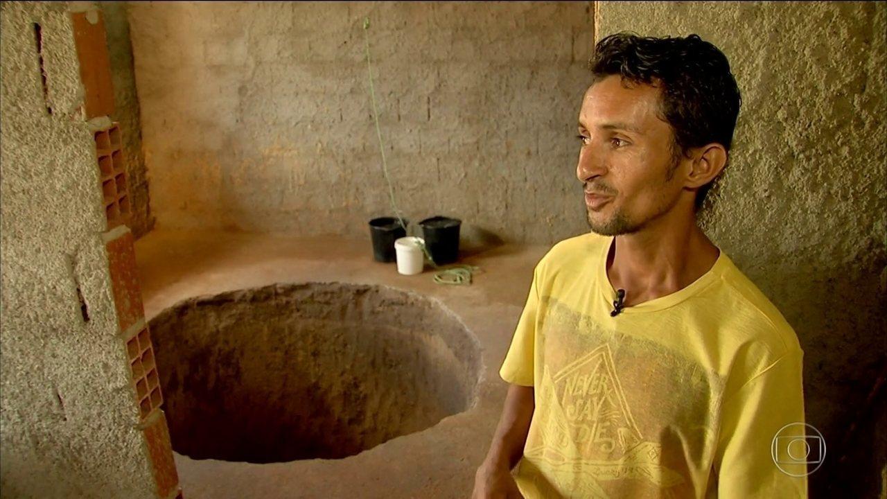 Agricultor dá exemplo de solidariedade com famílias que enfrentam falta de água no CE