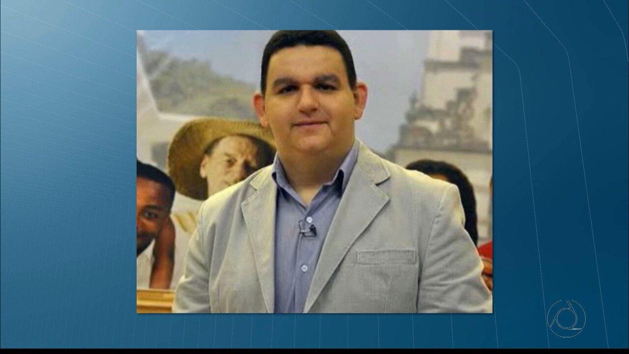 Radialista Fabiano Gomes é preso pela Polícia Federal em João Pessoa