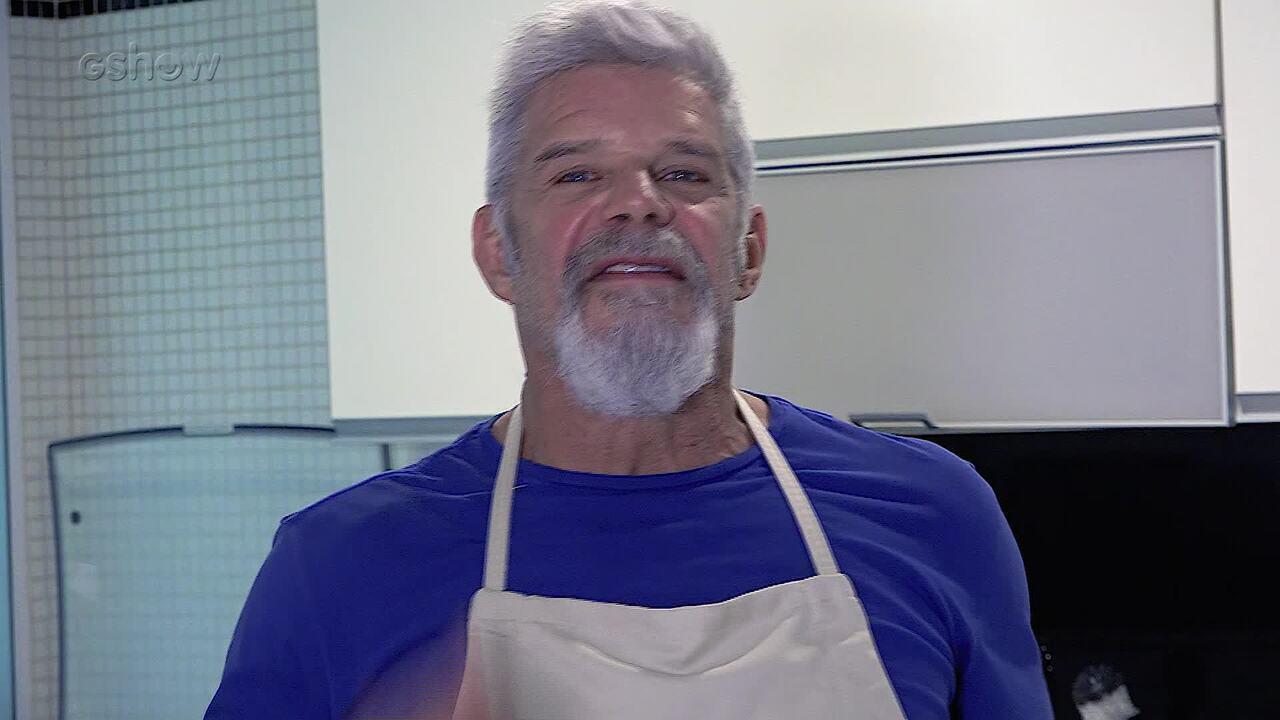 Raul Gazolla conta o que espera do Super Chef