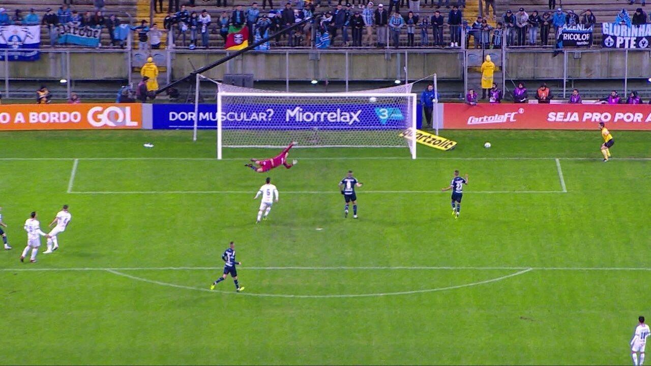 Gols de Everton garantem Grêmio no G-4 e perto de líderes do ... 7029e039e0d40