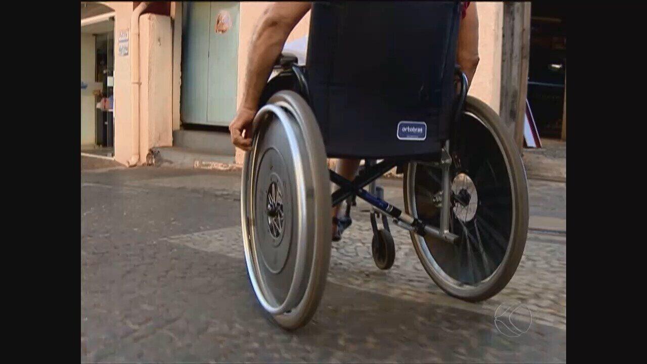 Resultado de imagem para Prefeitura de Ituiutaba intensifica fiscalização de acessibilidade em estabelecimentos