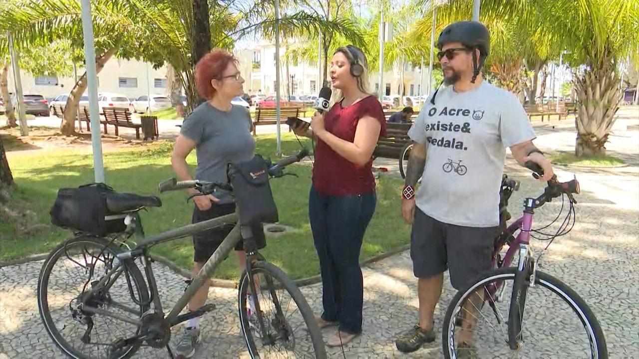 640ae943d Rio Branco sedia 1º Fórum de Bicicletas com Pedalada Cultural neste ...