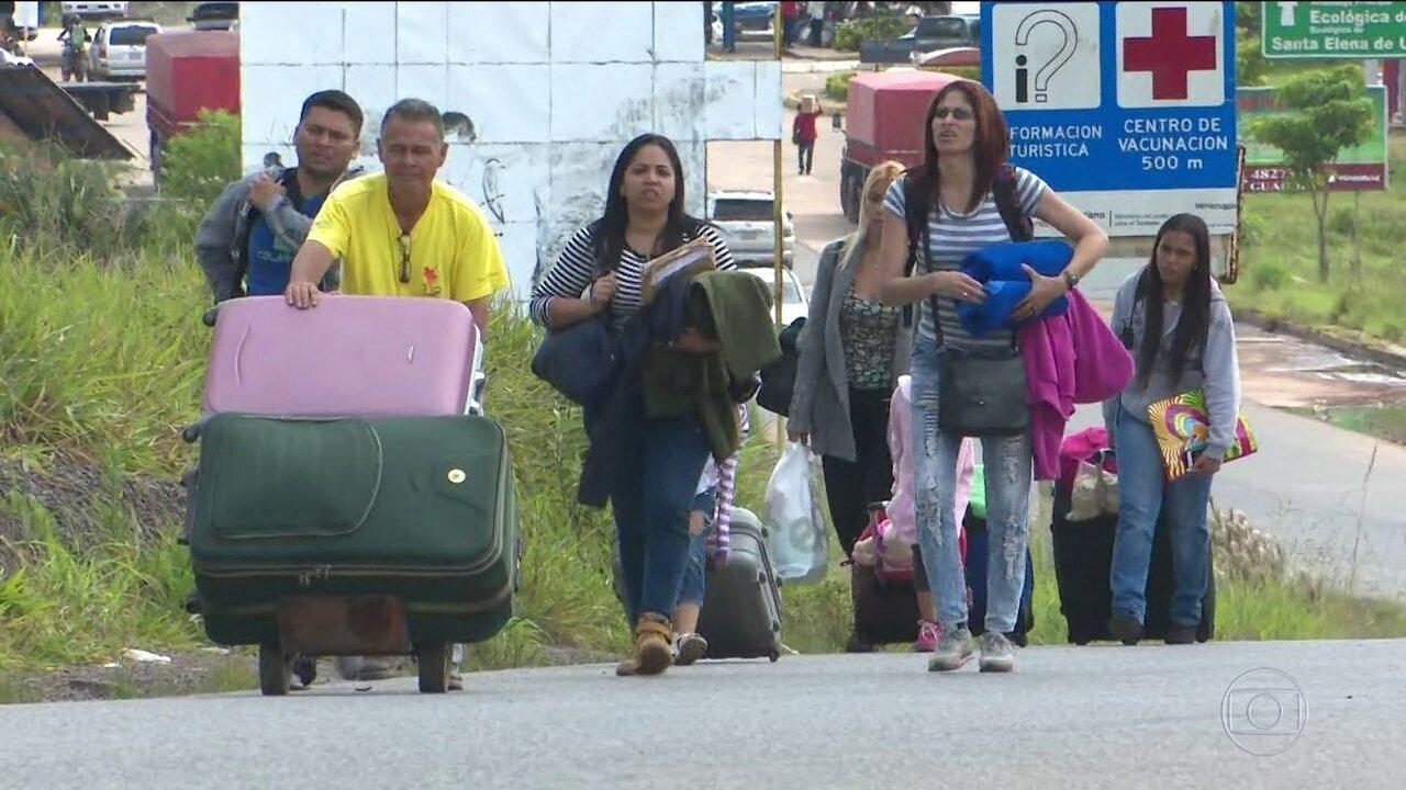 O estado de Roraima enfrenta uma crise penitenciária e o risco de apagão