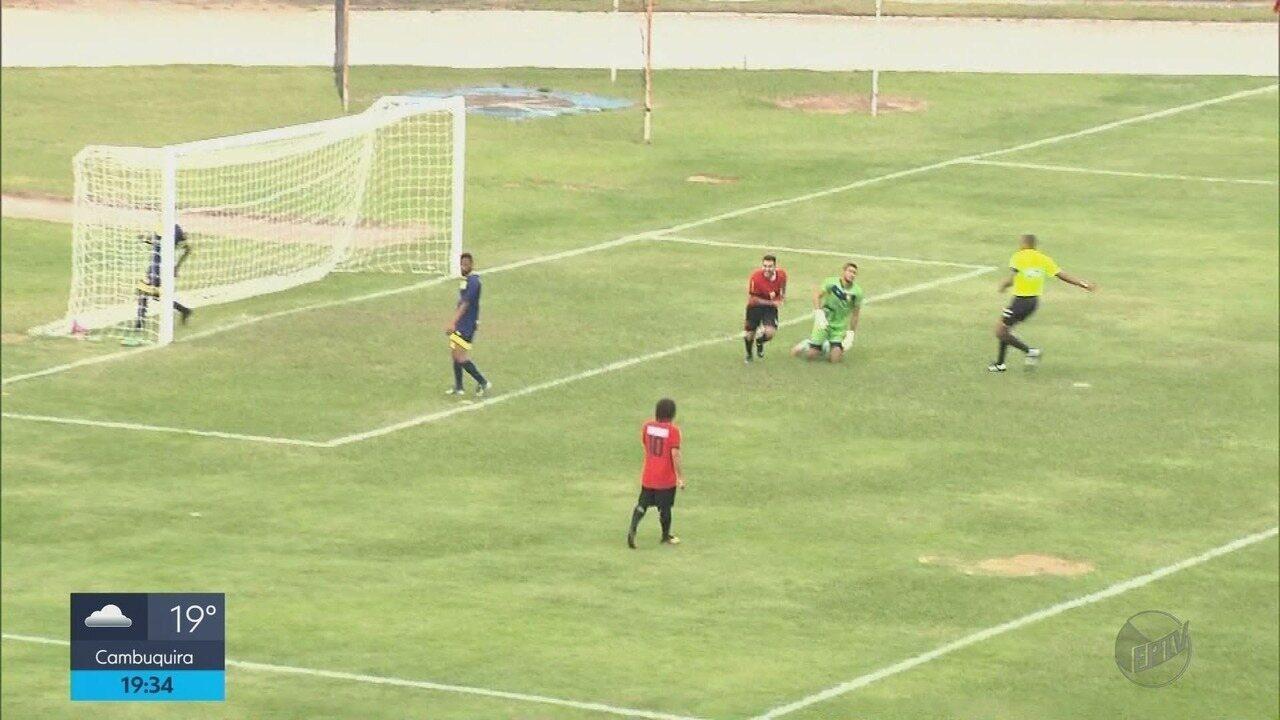 Pouso Alegre goleia o Minas Boca por 5 a 0 e volta ao G-4 da Segundona do Mineiro