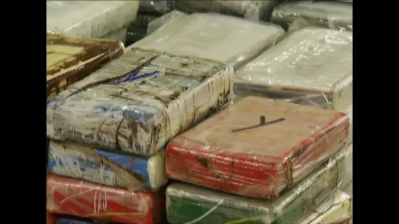 Porto de Vila do Conde tem se tornado rota do tráfico de drogas, segundo a PF