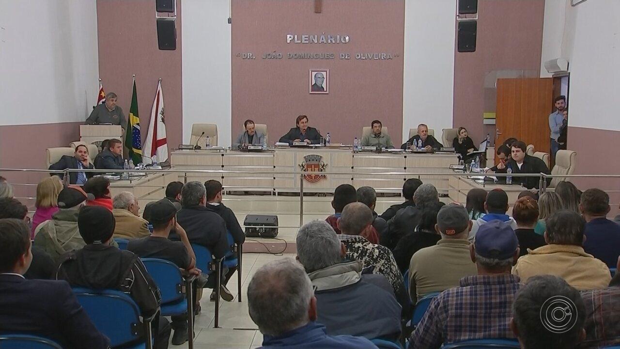 Vereadores de Buri aprovam abertura de Comissão Processante contra presidente da Câmara