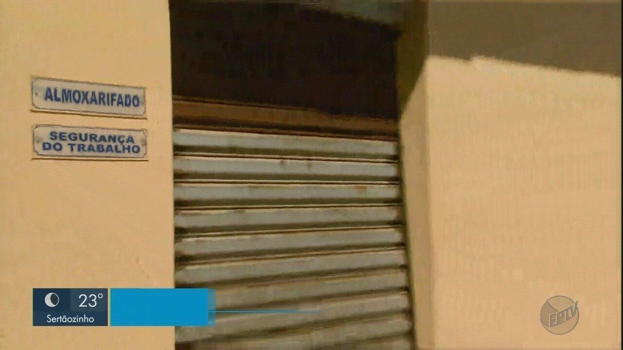 Ladrões furtam 57 TVs que seriam usados por alunos em Santa Rosa de Viterbo, SP