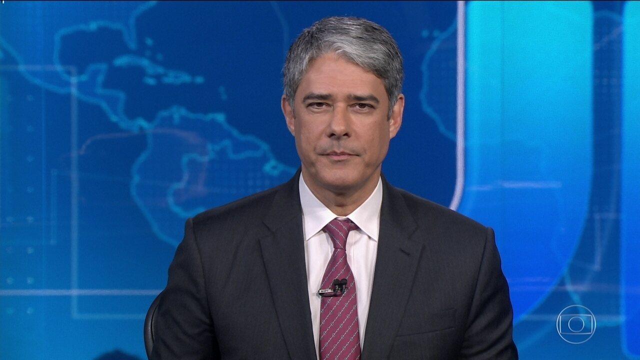 TV Globo divulga nota sobre menção de Bolsonaro a propaganda oficial em entrevista ao JN