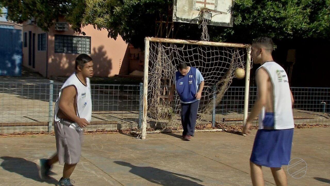 Equipe da Associação Juliano Varela precisa de ajudar para disputar Paracopa Brasil
