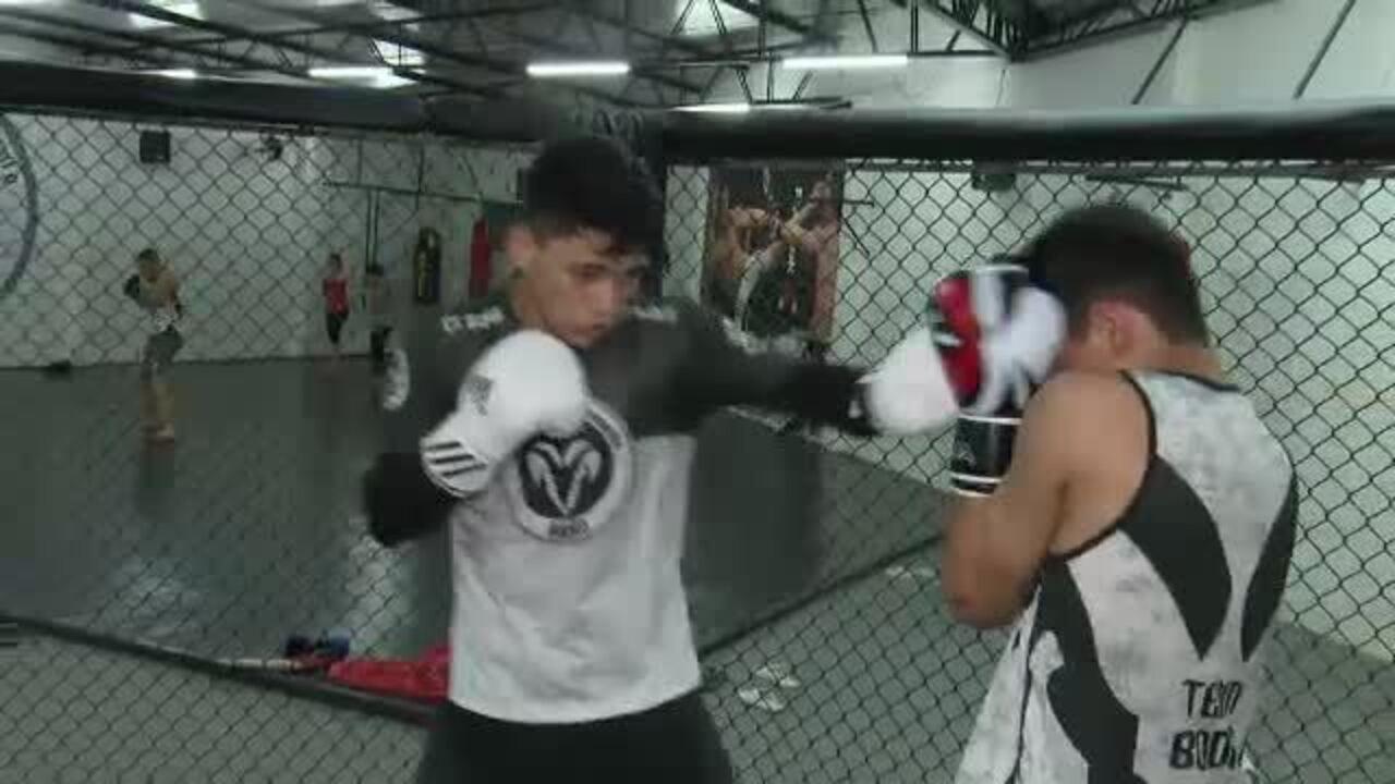 Lutador acreano vai à Copa Brasil de Kickboxing por vaga em Sul-Americano