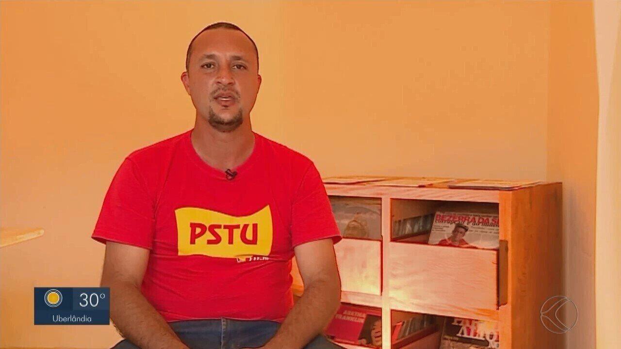 Eleições 2018:candidato ao governo de MG, Jordano Metalúrgico fala à TV Integração