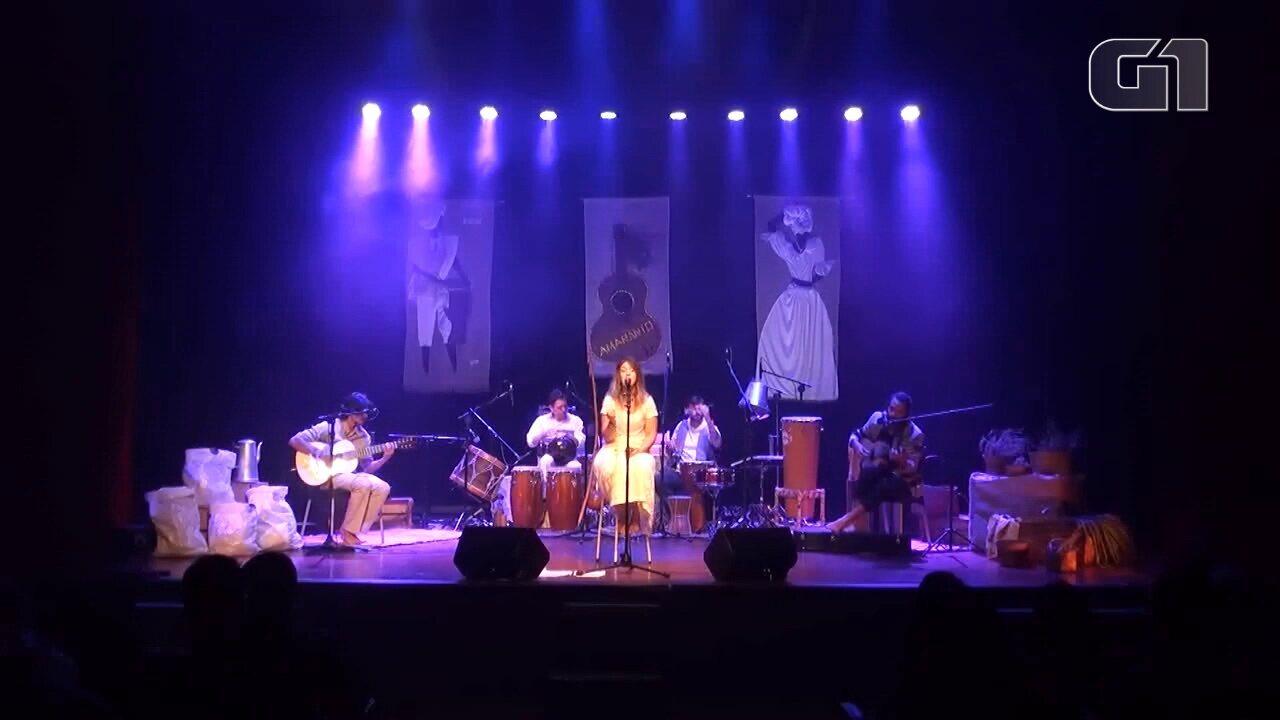 Projeto Amaranto, de Mogi das Cruzes, rendeu show e CD