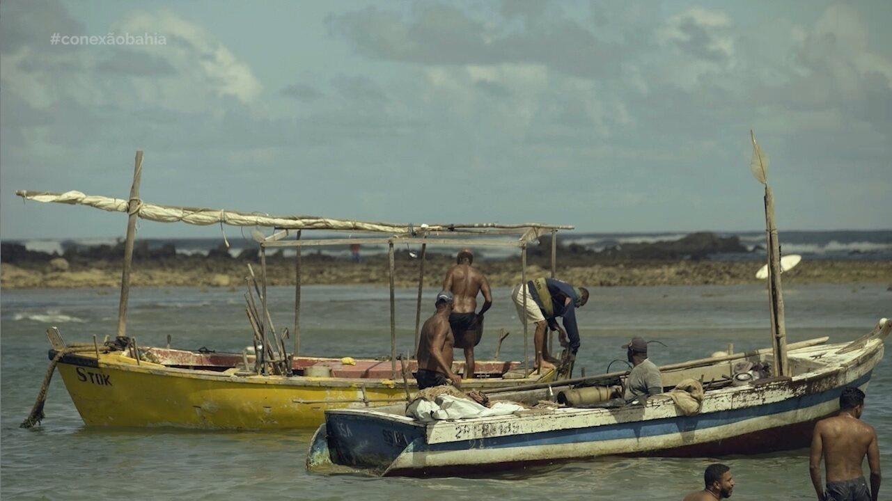 Conheça o trabalho da colônia urbana de pescadores