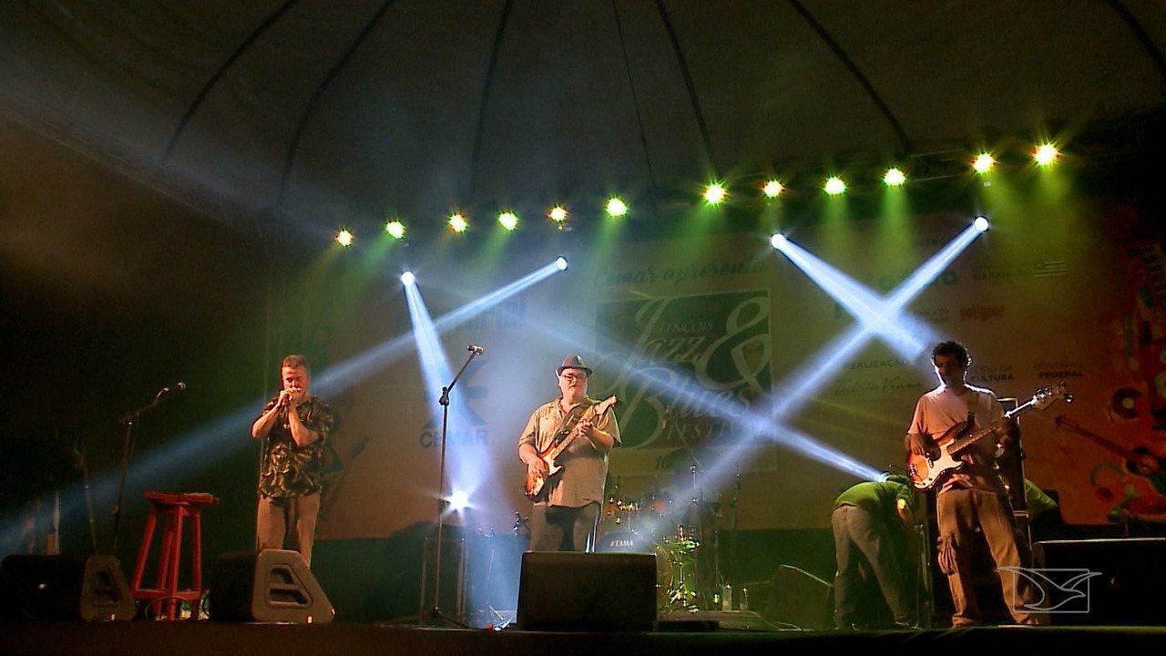 Repórter Mirante mostra diversidade musical na 10ª edição do Lençóis Jazz e Blues Festival