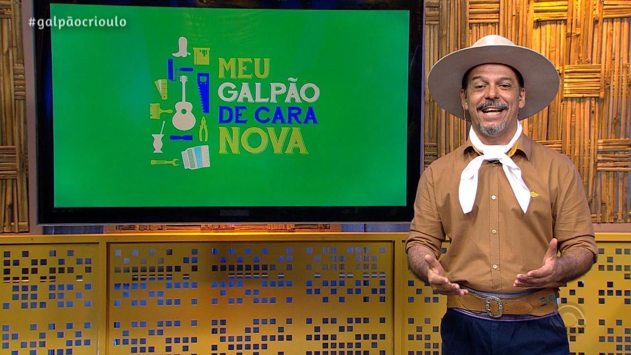 Reveja o quartobloco do 'Galpão Crioulo' de domingo (2)