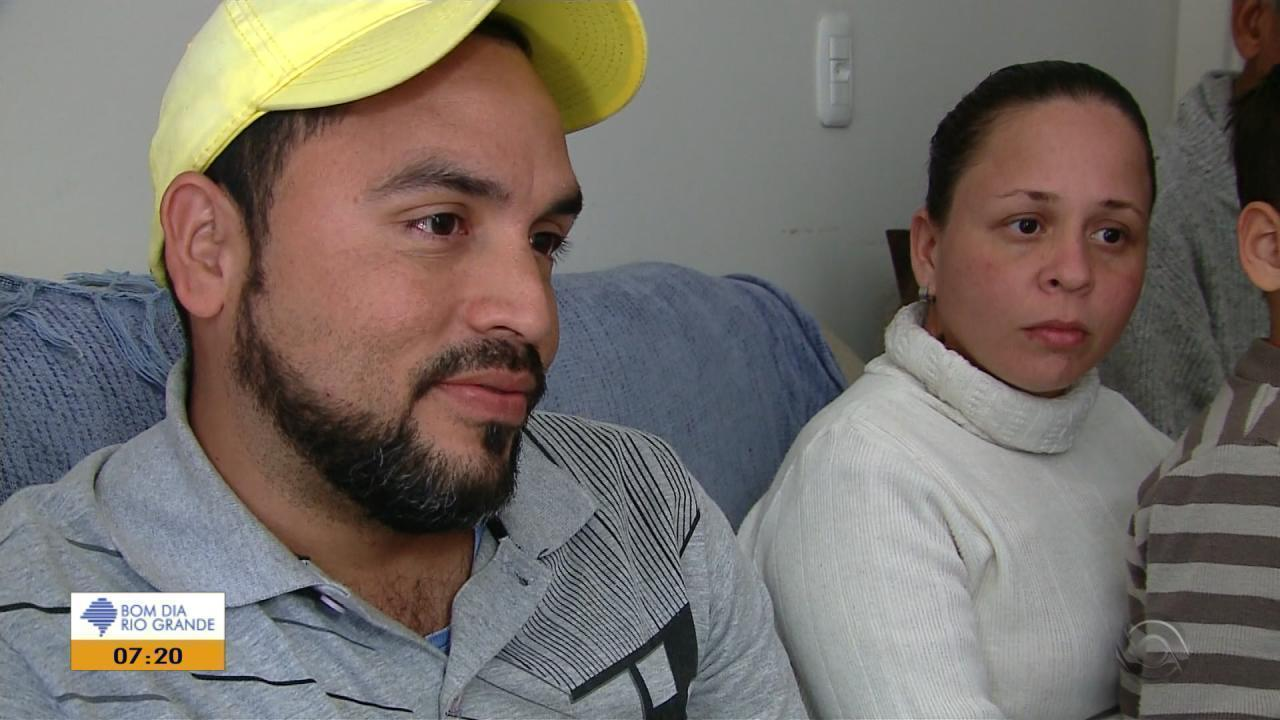 Mais de 200 venezuelanos devem chegar a Esteio nesta semana