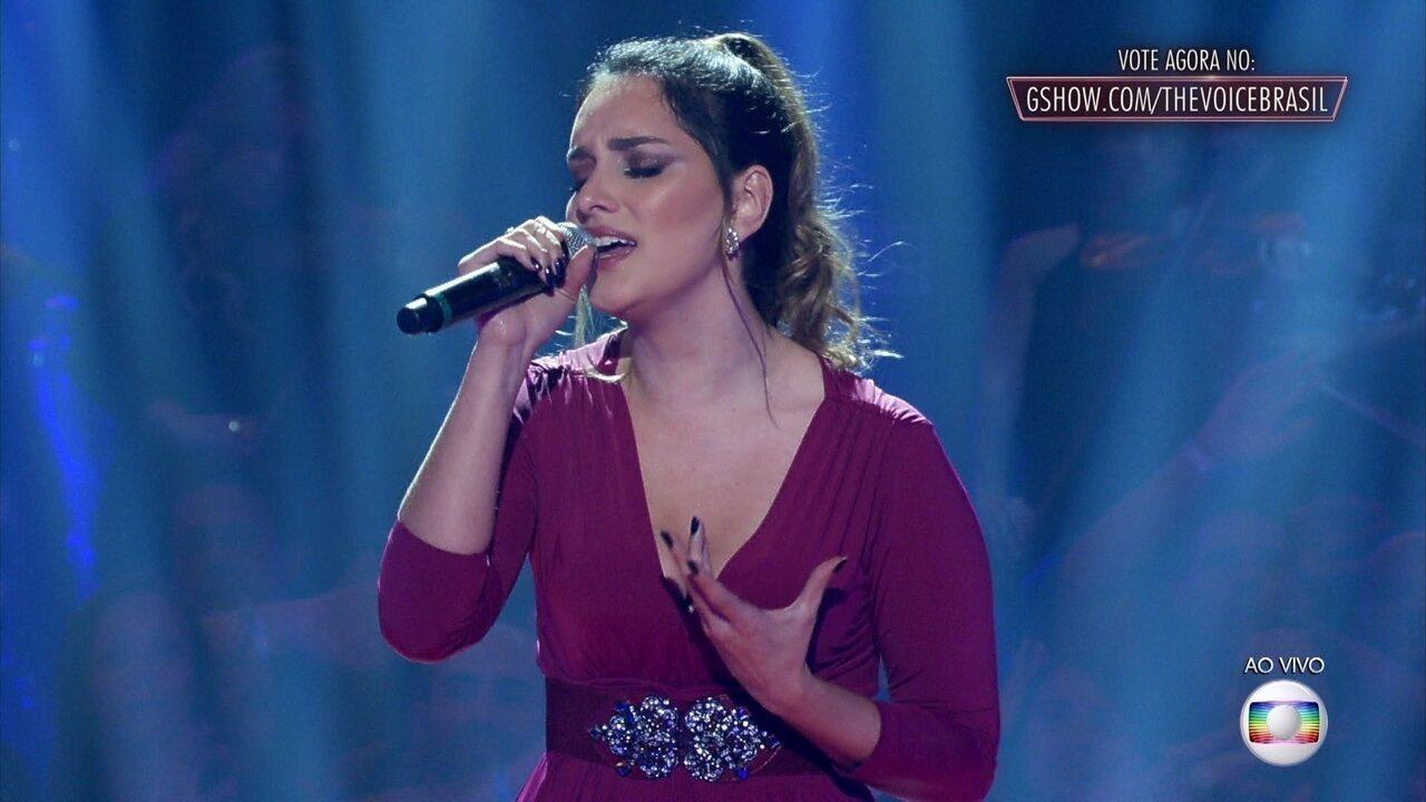 """Lais Yasmin canta """"Always On My Mind"""""""