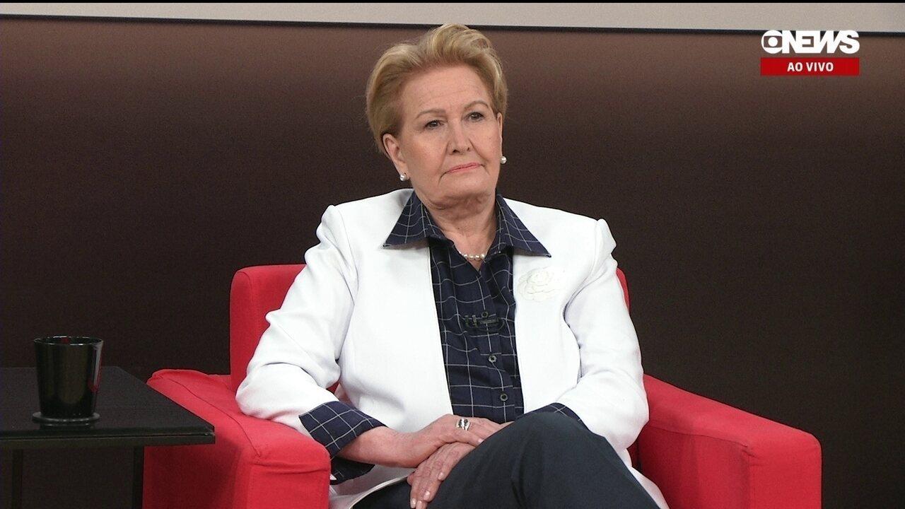 Central das Eleições recebe Ana Amélia, candidata a vice na chapa de Geraldo Alckmin
