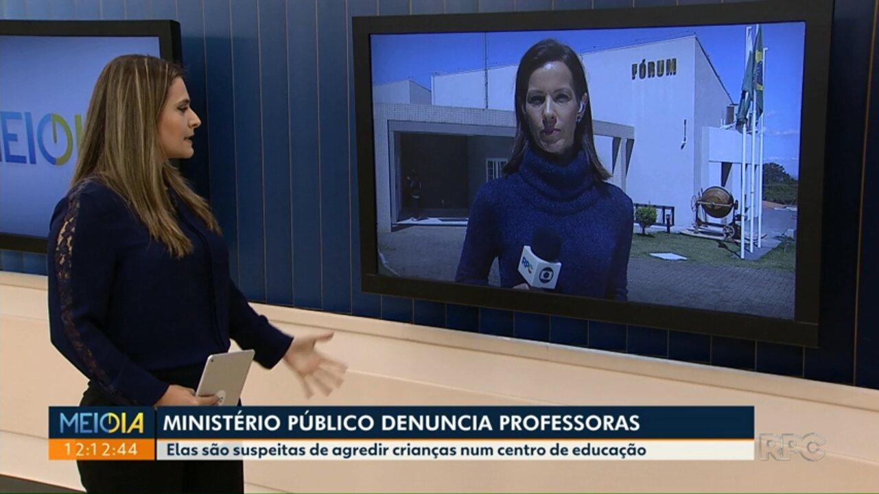 Professoras são suspeitas de agredir crianças em um Centro de Educação Infantil em Astorga