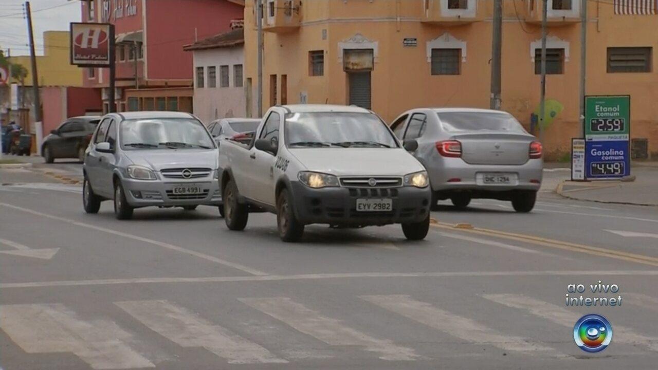 Após retirada de semáforo, acidentes são registrados em cruzamento de Itapetininga