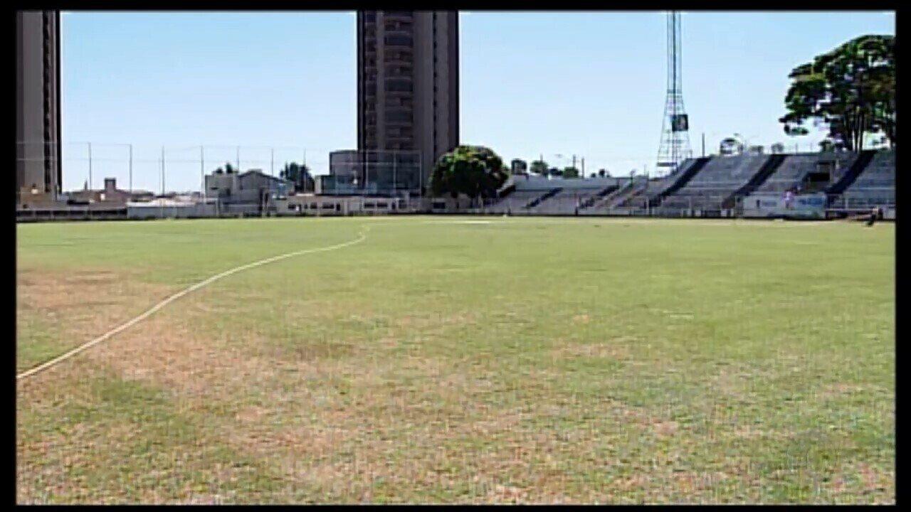 FMF veta gramado do estádio Fausto Alvim mais uma vez para a Segunda Divisão do Mineiro