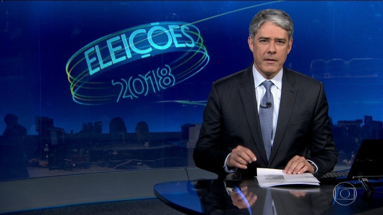 Datafolha divulga nota sobre pesquisa de intenção de voto na eleição presidencial