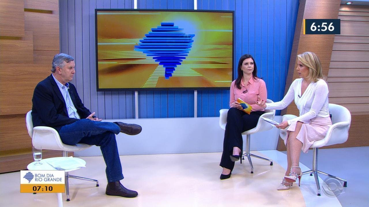 Bom Dia Rio Grande entrevista Luis Carlos Heinze (PP), candidato ao Senado pelo RS